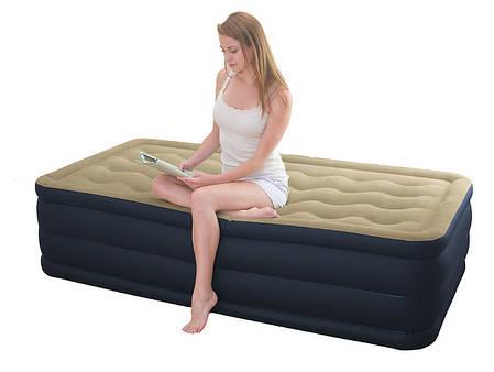 Надувной матрас кровать  Intex 67906 (191-99-46см), фото 2