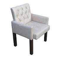 Кресло Лаунж с пуговицами