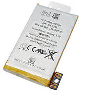 Аккумулятор для телефона Оригинал Apple Iphone 3G, Li-ion 3.7V 1220мАч
