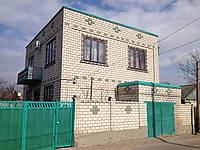 Продам дом возле рынка в Голой Пристани.