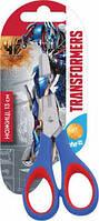 Ножницы детские Kite Transformers 13 см с резиновыми вставками (TF15-123K)