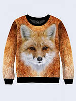СВИТШОТ FOX; XXS, XS, S, M, L, XL, фото 1
