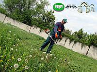 Уборка территории Харьков. Уборка сада, уборка дач, уборка листьев, уборка мусора.