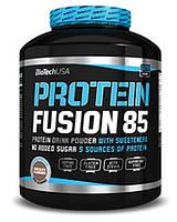 Протеин PROTEIN FUSION 85 2270 г шоколадный вкус