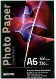 Фотобумага глянцевая Tecno (Value pack) А6 230г/м2
