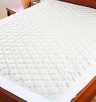 Протектор для матраса (синтепон/бязь) ТМ Ярослав, 160х200х20, белый