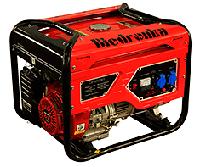 Генератор бензиновый Biedronka GP6065BS
