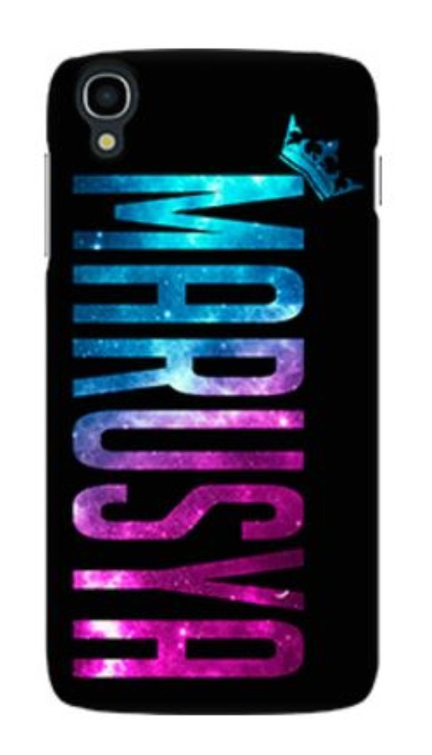Именной чехол для iPhone, Samsung, Lenovo, Meizu, Xiaomi, Nokia, LG, Sony, Htc Чехол с именем Корона Космос, Смартфон, Coverphone, Украина