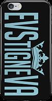 Именной чехол для iPhone, Samsung, Lenovo, Meizu, Xiaomi, Nokia, LG, Sony, Htc Чехол с именем Корона, Смартфон, Coverphone, Украина, фото 1