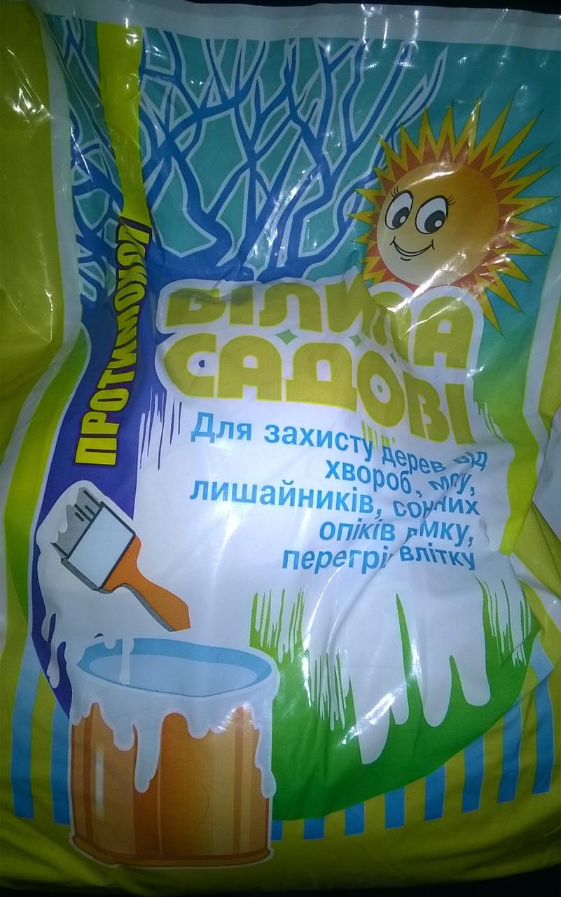 Білила садові протимохові 1,5кг (Агроопт+)