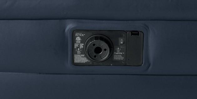 Надувной матрас-кровать Intex 67906 насос
