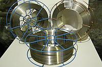 Проволока нержавеющая на катушках 08Х18Н10 ф1,0 мм (упак.15кг)