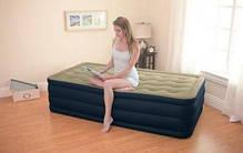Надувной матрас кровать  Intex 67906 (191-99-46см), фото 3