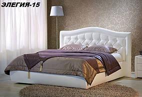 Кровать Элегия-15 (Мебель-Плюс TM)