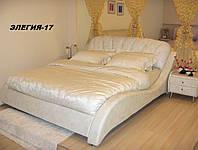 Кровать Элегия-17 без механизма (Мебель-Плюс TM)