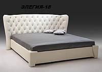 Кровать Элегия-18 (Мебель-Плюс TM)