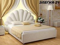 Кровать Элегия-21 (Мебель-Плюс TM)