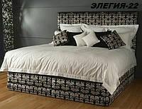 Кровать Элегия-22 (Мебель-Плюс TM)