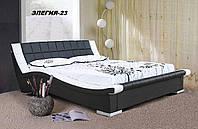 Кровать Элегия-23 без механизма (Мебель-Плюс TM)