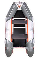 Моторная килевая лодка с надувным дном Vulkan TMK320