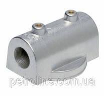 Адаптер для фильтрующих элементов тонкой очистки топлива, алюминий, 3/4', арт. CT50010, поток - до 45 л/мин