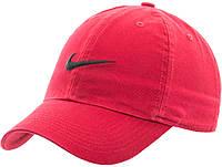 Бейсболка детская Nike New (красная)