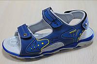 Босоножки на мальчика открытая детская летняя обувь тм Tom р. 36
