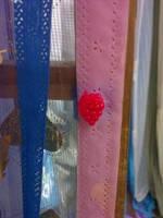 Крепление для антимоскитных сеток на металлические и пластиковые двери