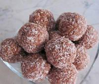Натуральные конфеты «Кокосовая Нежность» без сахара 1шт