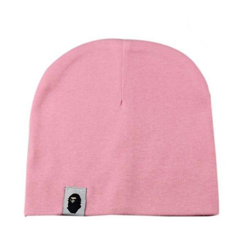 Хлопковые шапки Варе Бледно-розовый