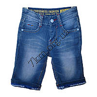 Бриджи джинсовые для мальчиков 20-25 р. KR1 3601