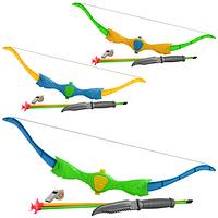 Набор оружия 206 (лук, стрелы, нож, свисток) HN