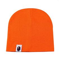 Шапки тонкие демисезонные Варе Оранжевый