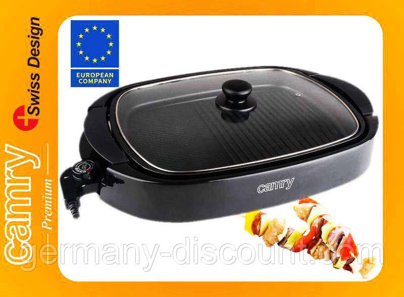Сковорода-гриль Camry CR 6604