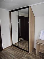 Шкаф-Купе «Зеркало Бронза»