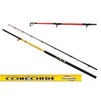 Спінінг короповий Kaida Concord 2.4 м 100-300г