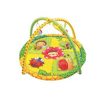 Детский игровой развивающий коврик 898-302B