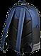 Темно-синий рюкзак Basic NEW  на 18 л GUD 808, фото 2