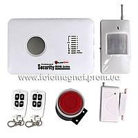 Охранная сигнализация GSM 10C PoliceCam комплект (охранная сигнализация gsm)