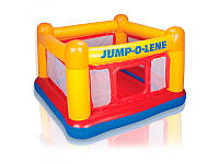 Надувной Батут-Замок Intex 48260 Playhouse Jump-O-Lene