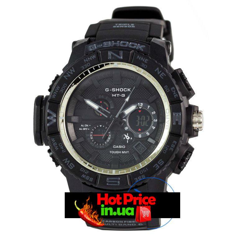 Часы  MTG-1000 Черные