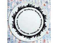 Тарелка Захватывающий Токио
