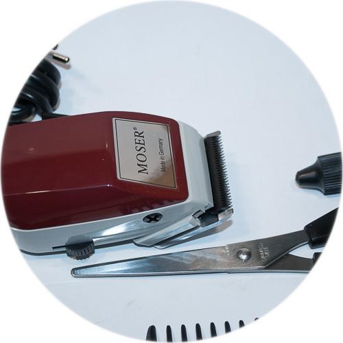 Машинка для стрижки Moser 1400-0050 Edition Красная