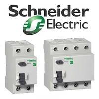 Дифференциальные выключатели (УЗО) Schneider Electric Easy9