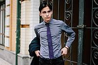 Мужской галстук ручной работы, skinny (6,8 см)