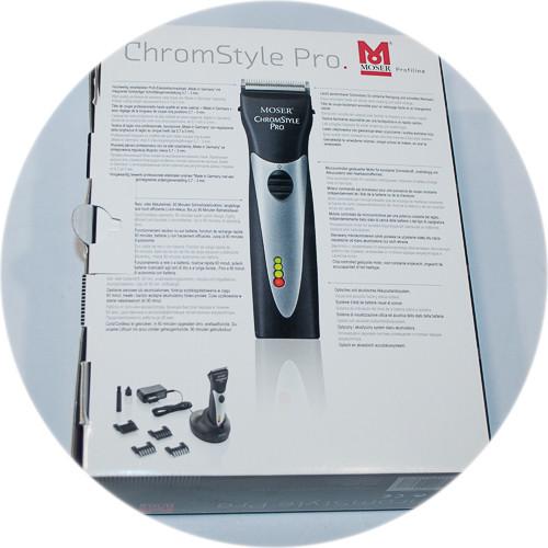 Машинка для стрижки  Moser 1871-0071 ChromStyle Pro