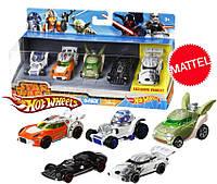 Hot Wheels -  CGX36  набор машинок Hot Wheels серии Star Wars Mattel, фото 1