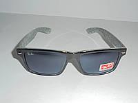 Очки Ray Ban wayfarrer 7055, солнцезащитные, брендовые очки, стильные, Рэй Бэн, унисекс очки, качество, хит