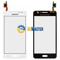 Тачскрін (сенсор) Samsung GALAXY GRAND PRIME G531H WHITE