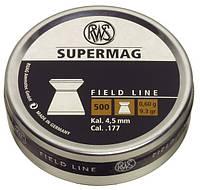 Пули RWS Supermag (0.60г) 500шт